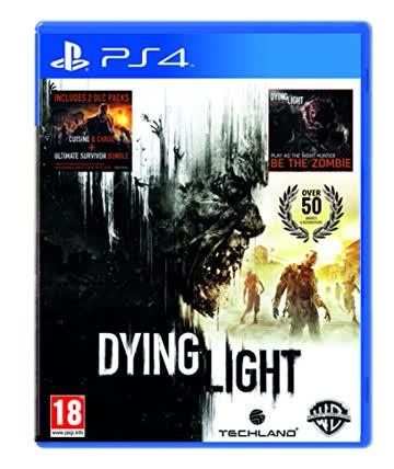 Dying Light (PS4) (PEGI) [German Version]