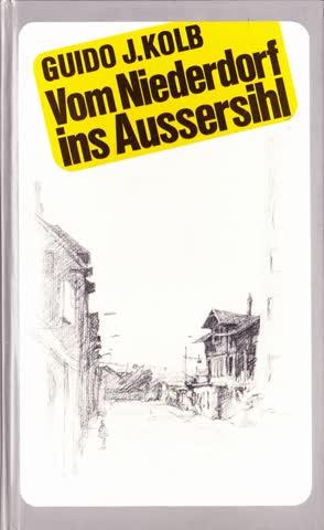 Vom Niederdorf ins Aussersihl.. Erlebnisse eines Grosstadtpfarrers.