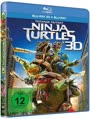 Teenage Mutant Ninja Turtles [3D Blu-ray]
