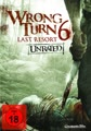 Wrong Turn 6 (DVD) DE-Version