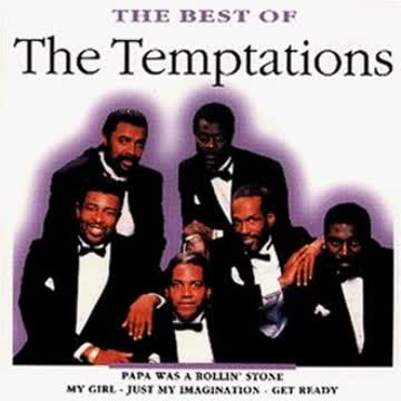 the Temptations - Best of the Temptations