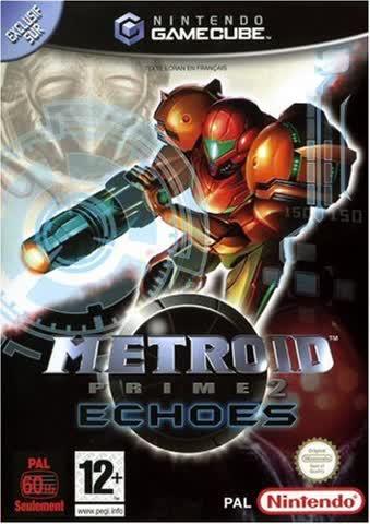 Metroid Prime 2 ~ Echoes ~