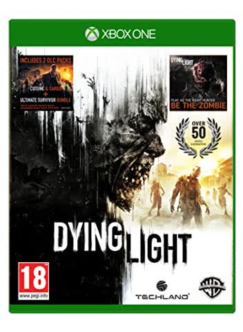 Dying Light (XONE) (PEGI) [German Version]