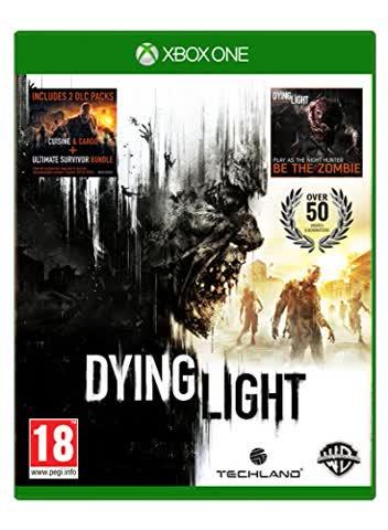 Dying Light (XONE) (PEGI) [German Version]
