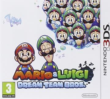 Nintendo Mario & Luigi - Set (3DS, Nintendo 3DS, RPG (Role-Playing Game), E (für alle))