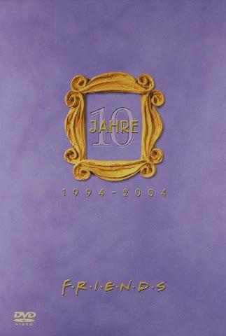 Friends Superbox (Staffeln 1 bis 10) (41 DVDs)