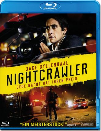 Nightcrawler: Jede Nacht hat ihren Preis (Blu-ray)