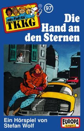 Ein Fall für TKKG 97- Die Hand an den Sternen [CASSETTE]