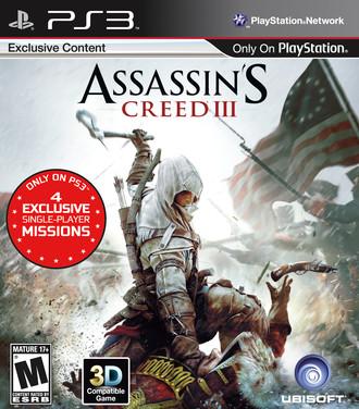 Assassin's Creed III Bonus Edition