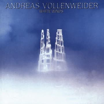 Andreas Vollenweider - White Winds (Ds)