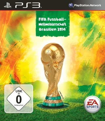 FIFA Fussball-Weltmeisterschaft Brasilien 2014 - Sony PlayStation 3