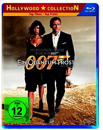 James Bond - Ein Quantum Trost [Blu-ray]