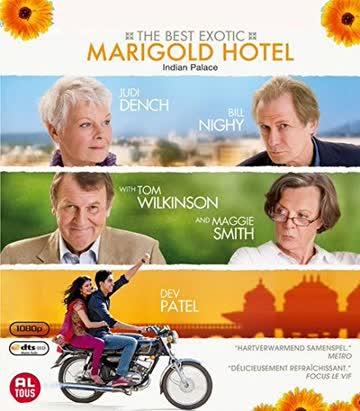Best Exotic Marigold..