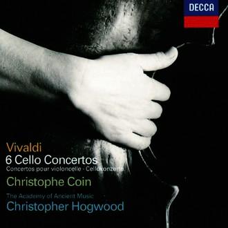 Christophe Coin - 6 Cellokonzerte