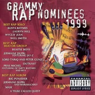 Various [Explicit Version] - Grammy Nominees 1999 Rap