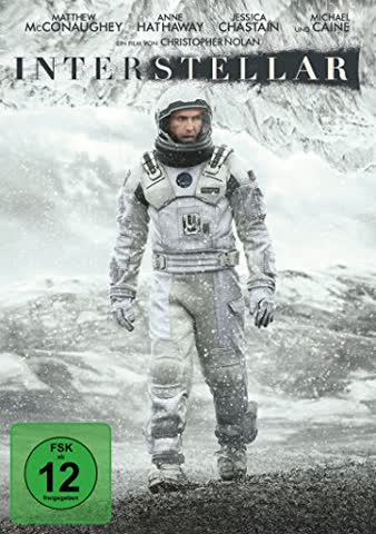 INTERSTELLAR - VARIOUS [DVD] [2014]