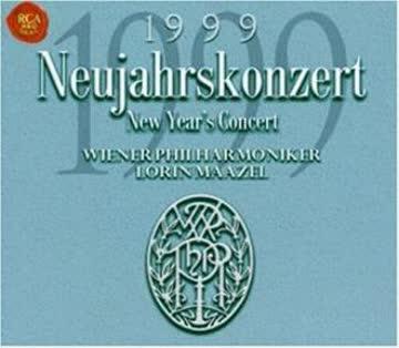 Vienna Philharmonic Orchestra - Neujahrskonzert 1999 - New Year's Concert