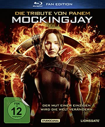 Die Tribute von Panem - Mockingjay Teil 1 (Fanedition) [Blu-ray]