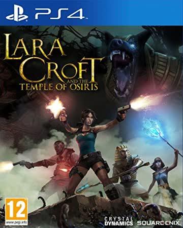 Lara Croft und der Tempel des Osiris (PS4) (PEGI)