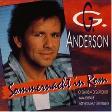 G.G. Anderson - Sommernacht in Rom