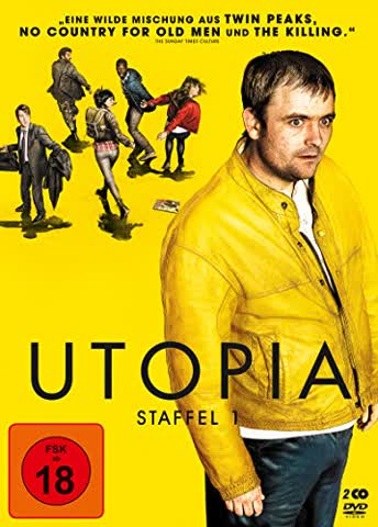 Utopie - Staffel 1 (DVD) DE-Version