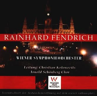 Rainhard Fendrich - Live Mitschnitt der Festwochen