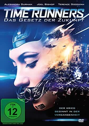 Time Runners - Das Gesetz der Zukunft [DVD] [2013]