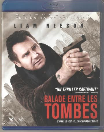 A Walk among the Tombstones - Balade entre les tombes[FR Import]
