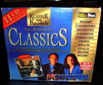 Verschiedene - The Romantic Classics