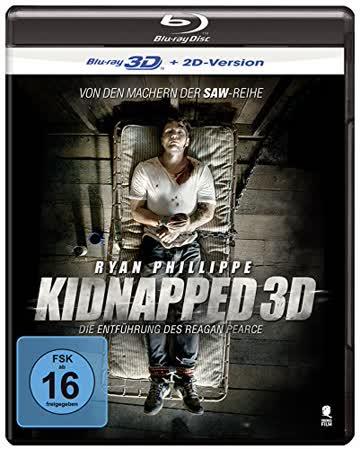 Kidnapped - Die Entführung des Reagan Pearce [3D Blu-ray + 2D Version]