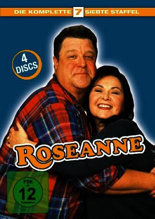 Roseanne - Die komplette 7. Staffel [4 DVDs]