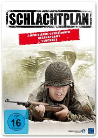 Schlachtplan - Die Taktik des Krieges 2 (Amphibische Operationen/Gegenangriff/Blockade) (Iron Edition)