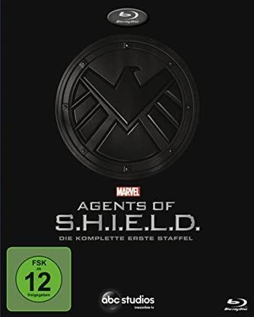 MARVELS AGENTS OF S.H.I.E.L.D [Blu-ray] [Region A & B & C]