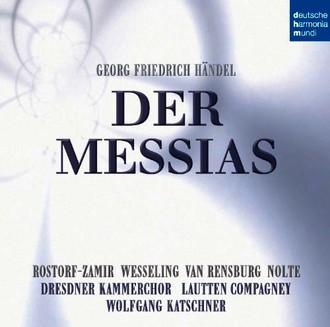 Lautten Compagney - Georg Friedrich Händel: Der Messias