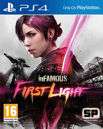 Infamous: First Light [Import Europa]