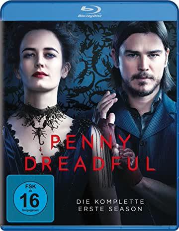 Penny Dreadful - Die komplette erste Season [Blu-ray]