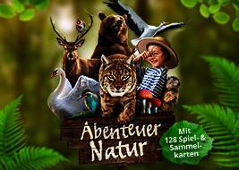 Abenteuer Natur - Sammelalbum