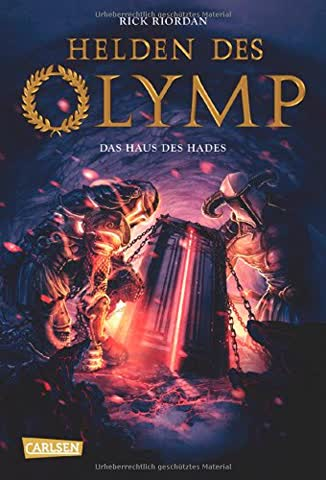 Das Haus des Hades (Helden des Olymp, Band 4)