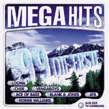 Various - Megahits 99 die Erste