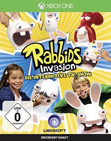 Rabbids Invasion - Die interaktive TV-Show - [Xbox One]