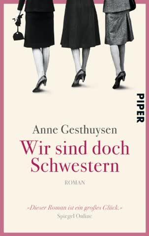 Wir sind doch Schwestern: Roman