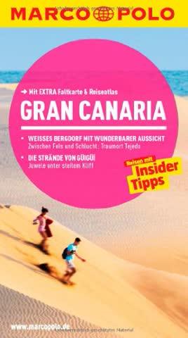 MARCO POLO Reiseführer Gran Canaria: Reisen mit Insider-Tipps. Mit EXTRA Faltkarte & Reiseatlas