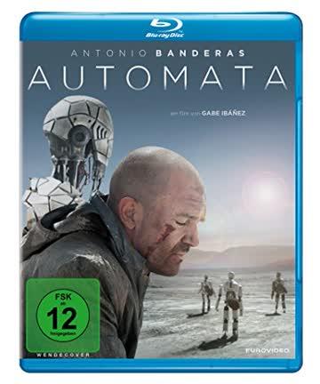 Automata (Blu-ray) [2014]