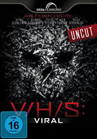 V/H/S: Viral (DVD) DE-Version