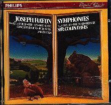Concertgebouw Orchestra Amsterdam - Joseph Haydn: Symphoniey Nr. 82 & 83