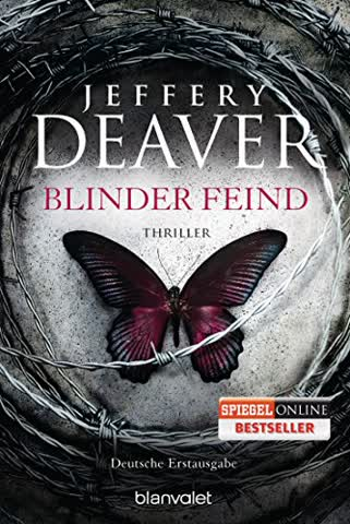 Blinder Feind: Thriller