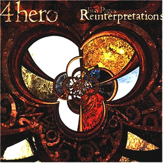 4 Hero - 2 Pages Reinterpretations