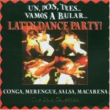 Various - Latin Dance Party:Conga,Mereng