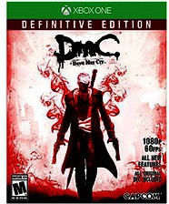 Devil May Cry -- Definitive Edition