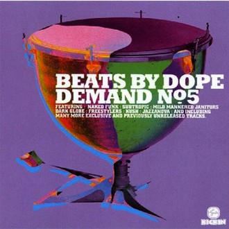 Various [Techno] - Beats By Dope Demand Vol.5